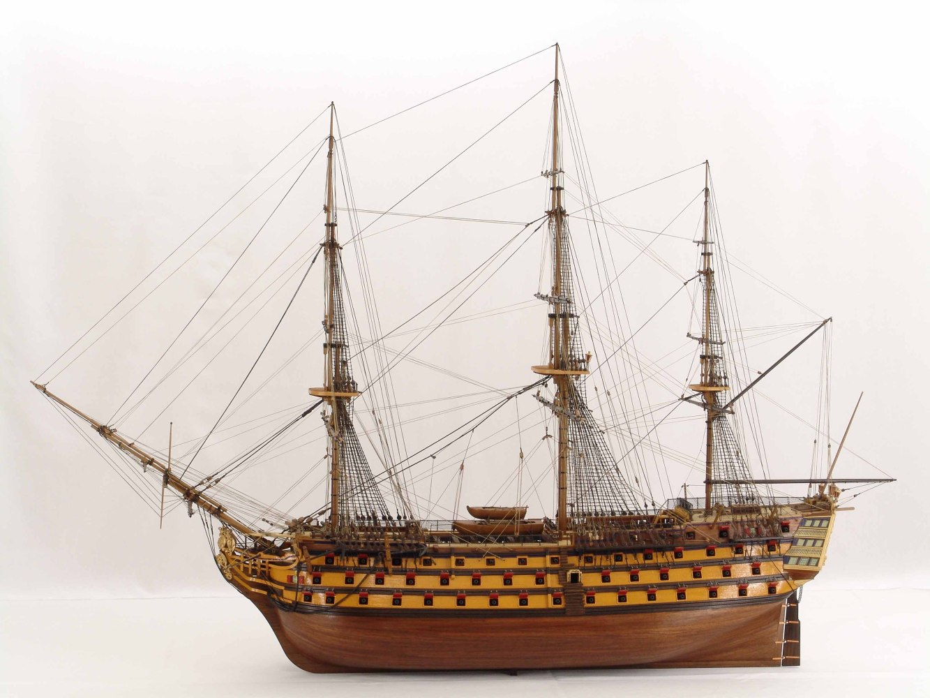 Wooden Ship Kits & Tools