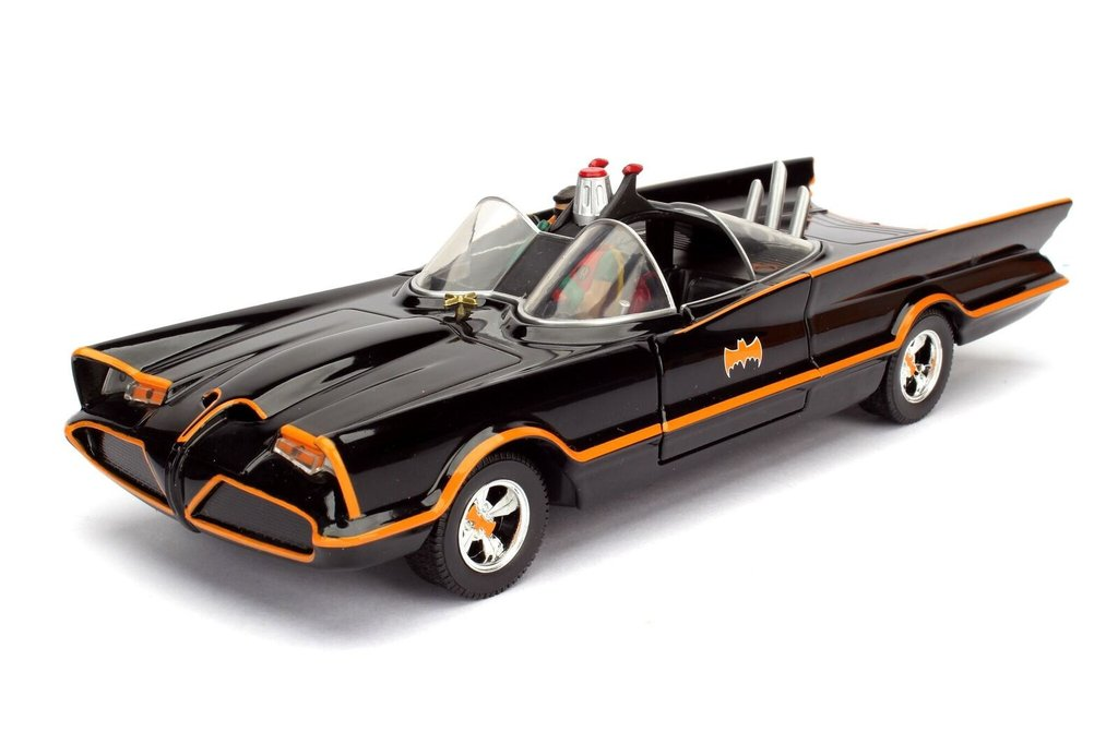Movie Car Model Kits