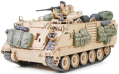 M113A2 Armored Personnel Carrier Desert Version