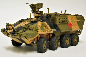 Australian ASLAV-PC Phase 3