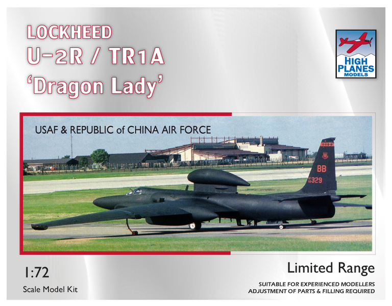 Lockheed U2R/TR1A Dragon Lady Kit
