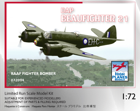 DAP Beaufighter Mk. 21 RAAF