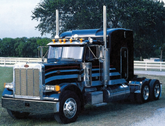 PETERBILT 378 ''Long Hauler''