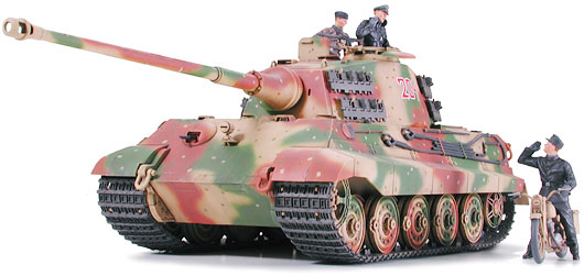 German King Tiger (Ardennes Front)