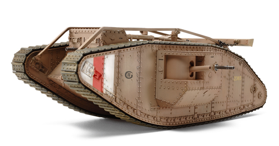 WWI British Tank Mk.IV Male