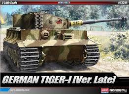 GERMAN TIGER-I [Ver.LATE]
