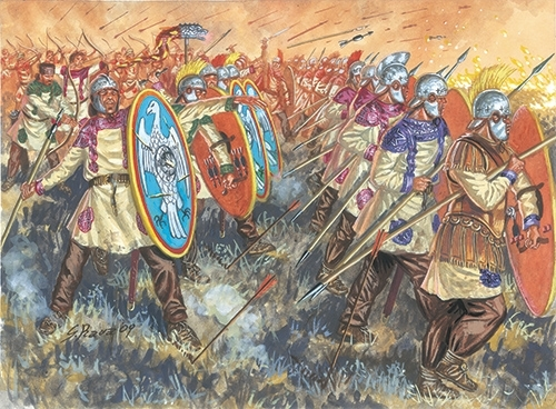 Roman Late Imperial Legion