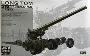 Long Tom 155mm Cannon