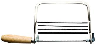 Coping Saw w/ 4 Extra Blades