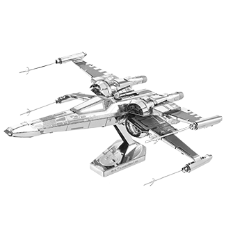 Star Wars Poe Dameron's X-wing Fighter