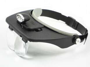 Head Magnifier Deluxe Version
