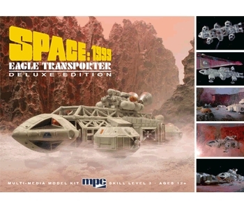 Space:1999 Eagle Transporter Deluxe Edition