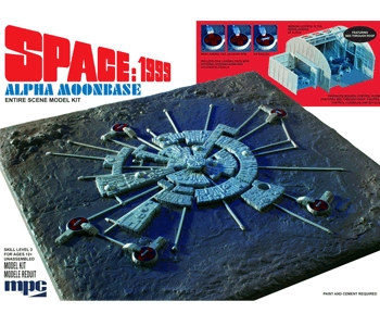 Space 1999 Moon Base Alpha