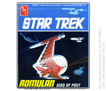 Romulan Bird of Prey