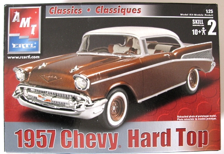 1957 Chevy Hard Top