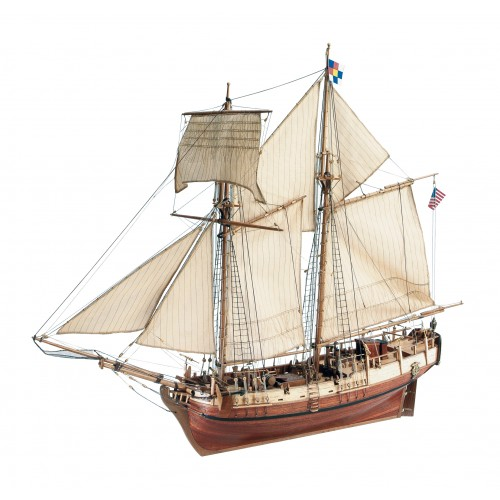 INDEPENDENCE Wooden Ship Kit