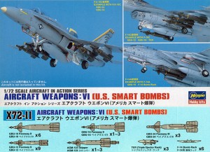 AIRCRAFT WEAPONS VI : U.S. SMART BOMBS
