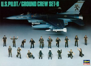U.S. PILOT/GROUND CREW SET B
