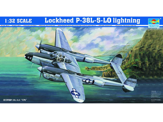 Lockheed P-38L-5-LO lightning