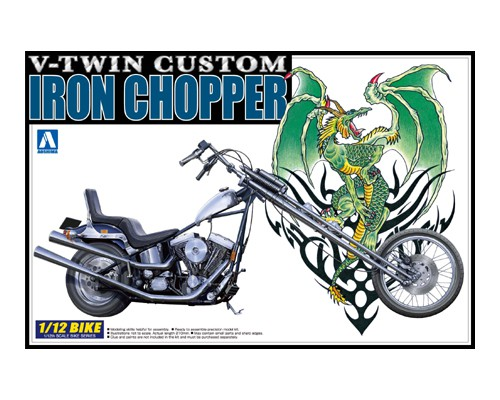 IRON CHOPPER