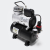 Airbrush Mini Air Compressor + Tank