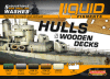 Liquid Pigments Hulls & Wooden Decks