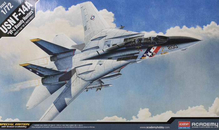 USN F-14A VF-2 Bounty Hunters