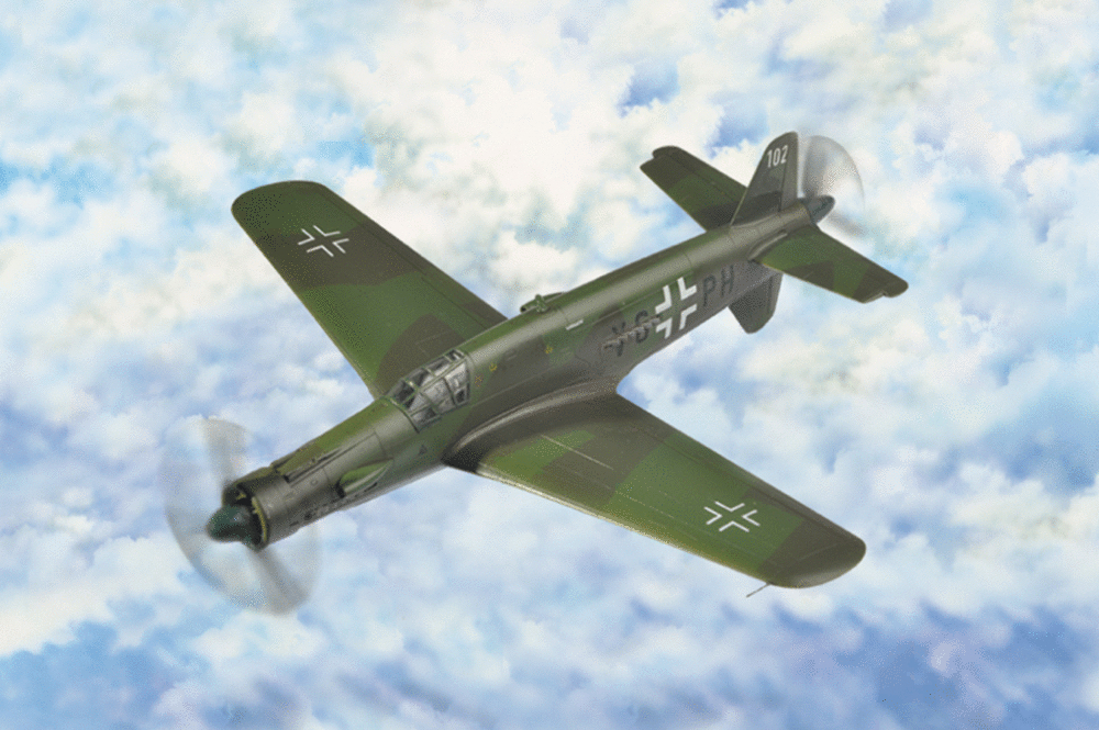 Dornier Do335 Pfeil Heavy Fighter from Hobby Boss