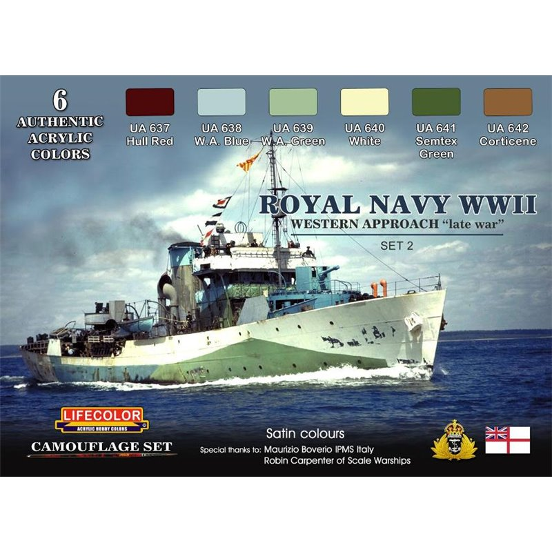 Royal Navy WWII