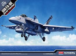 "USN F/A-18E VF-143 ""Pukin Dogs"""