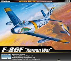 "F-86F Sabre ""Korean War"""