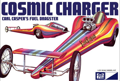 Cosmic Charger