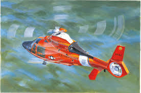 US Coast Guard Dolphin
