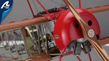 Wwi Fokker Dr 1 Wooden Aircraft Model Kit Models And Hobbies 4u