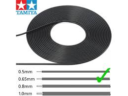 Cable 0.65 mm