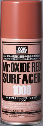 MR OXIDE RED SURFACER