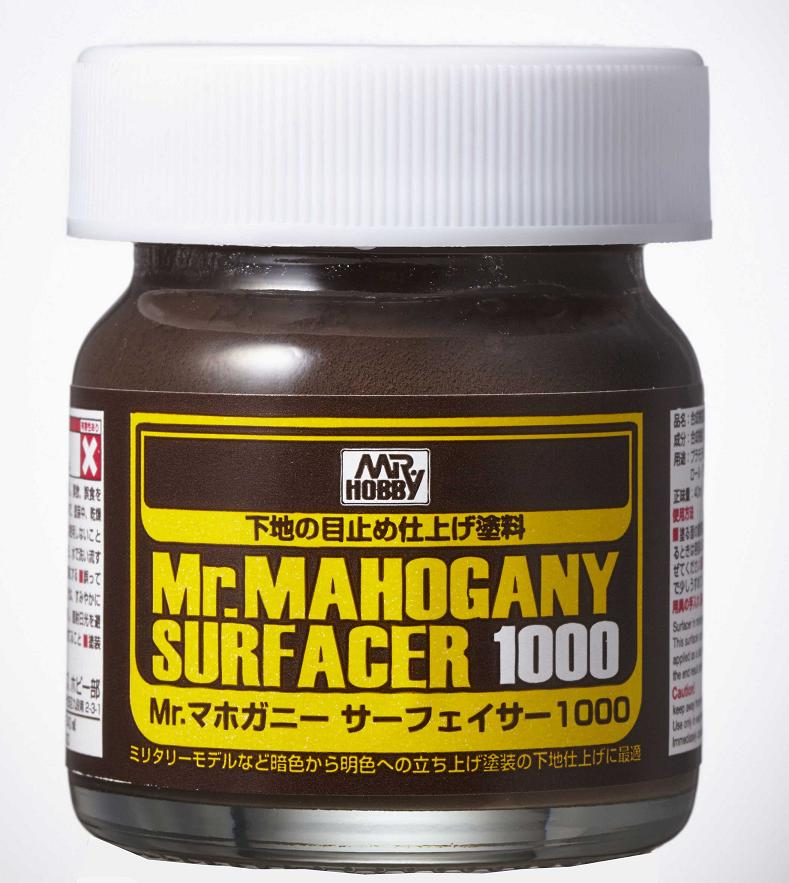 MR MAHOGANY SURFACER 1000