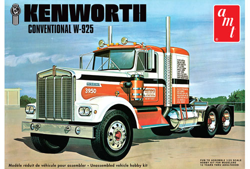 Kenworth W925 Conventional From AMT