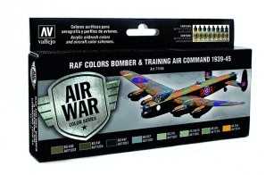 RAF Colors Bomber & Training Air Command 1939-1945