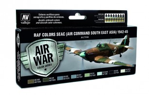 RAF Colors SEAC