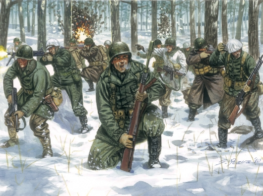 U.S.Infantry (Winter Unif.)