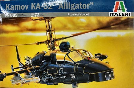 KAMOV KA - 52 ALLIGATOR