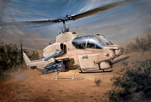 AH - 1W SUPER COBRA