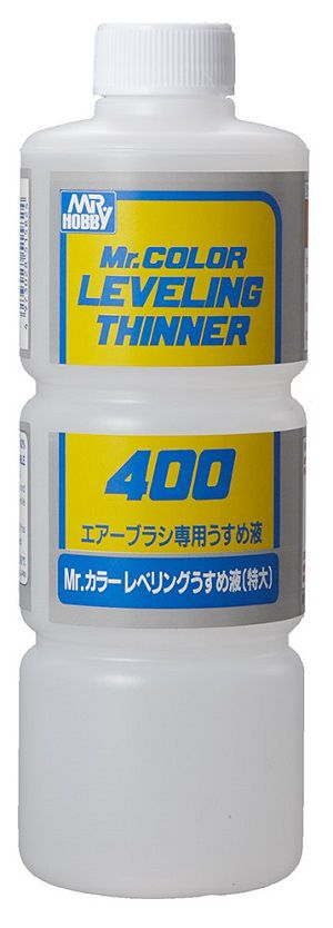 MR COLOR LEVELING THINNER 400ML
