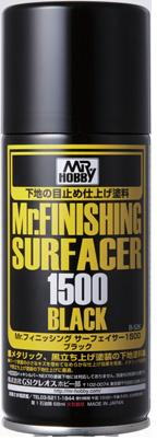 MR FINISHING SURFACER 1500 BLACK