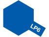 Lacquer Paint LP-6 Pure blue