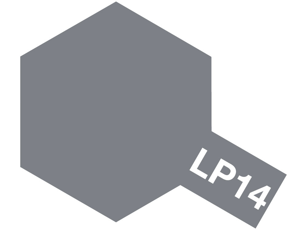 Lacquer Paint LP-14 IJN gray (Maizuru Arsenal)