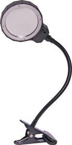 5x USB Desktop Magnifier With LED Illumination