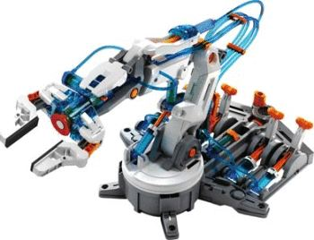 Hydraulic Water Powered Robotic Arm Kit