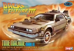 Back to the Future III Time Machine Snap Kit